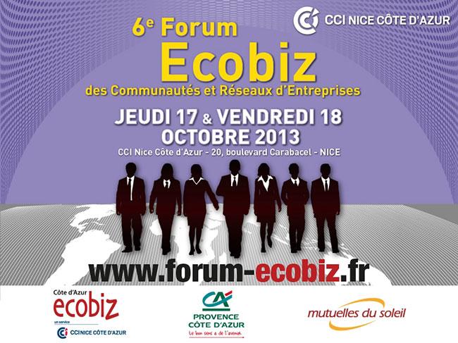 Ecobiz Forum 2013